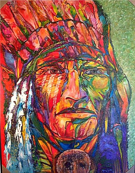 Mac Coyote Paintings For Sale