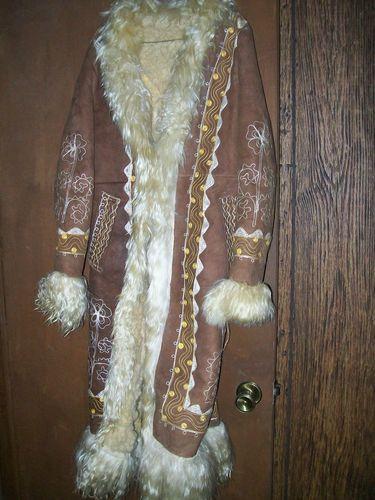 Winter Coat Vintage Cool :)