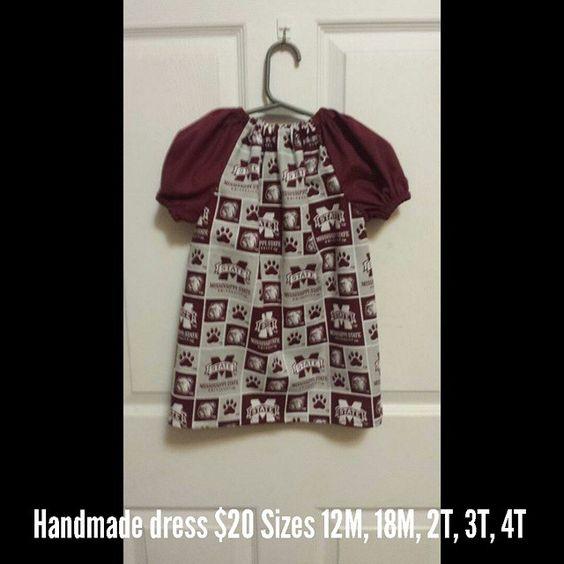 Handmade Peasant Dress