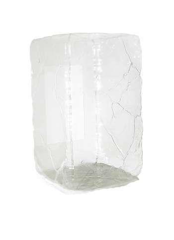 Eisblock transparent