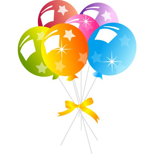 Birthday Balloons Clip Art Free: Birthday Cakes, Over It And My Birthday On Pinterest