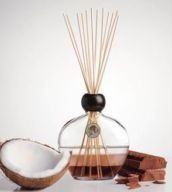 Partylite Reed Diffuser Coconut Milk Chocolate Fragance by PArtylite. $35.32. 5 fl.oz.. Fill your home with Frangrance.. Includes Reed Diffuser.