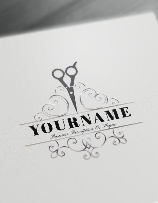 Create Your Own Nail Salon Logo Free With Nails Logo Maker Salon Logo Design Hair Salon Logos Salon Logo