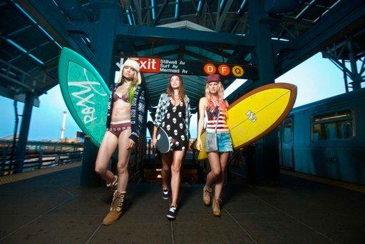 Subway surfin