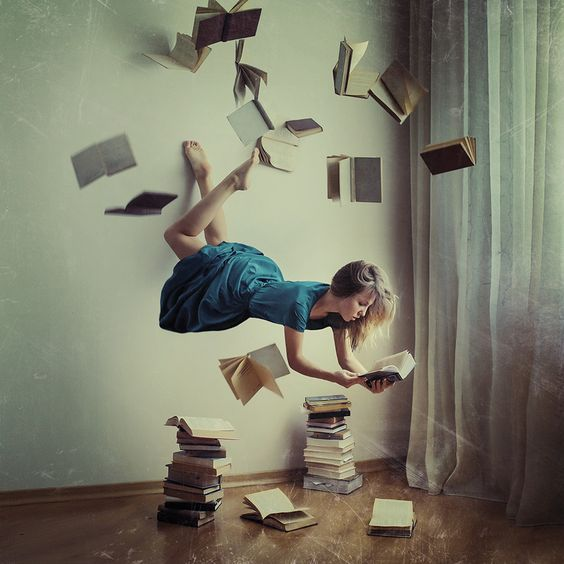 Photo Levitation Lesson | Books Is Way | Pinterest | Make ...