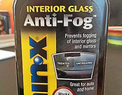 Life hack using rain x anti fog to clean your bathroom mirror how it works it 39 s said that - Simple ways keep bathroom mirror fogging ...