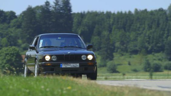 Путешествие длиной в 3300 километров на BMW 3 Серии E30  Привет, меня зовут Bassam, Bassam bou Dargham. Мы собираемся отправиться в тур, в путешествие длиной 3 300 километров из Ливана, что на Среднем Востоке, чтобы свозить моего старого товарища, мой старенький BMW 3 серии, 1986 года вып