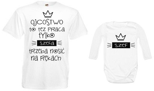Koszulka I Body Dla Taty Corki Syna Prezent 7020907225 Oficjalne Archiwum Allegro Mens Tops Mens Tshirts T Shirt