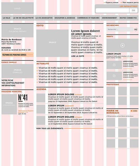 graphic design project ideas - Web Design Project Ideas