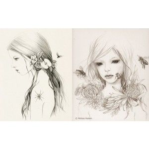 Melissa Haslam Illustrations