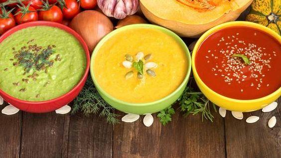 Sopas gourmet: un plato deseado para los días de frío