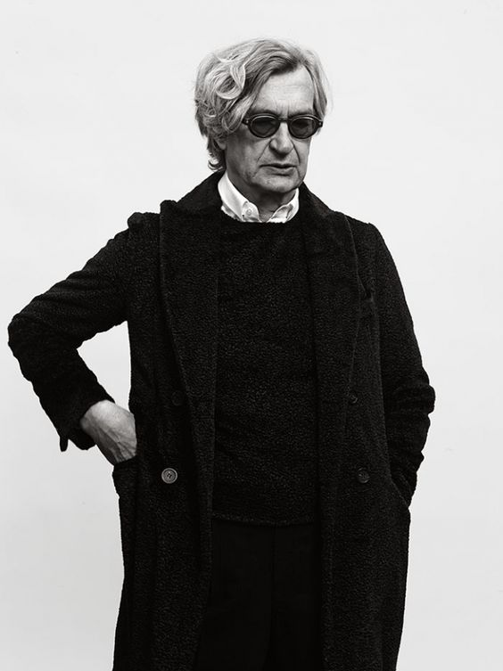 BRYAN ADAMS PHOTOGRAPHY Wim Wenders / Zoo