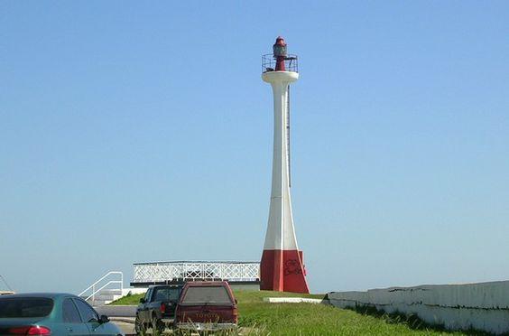 LIGHTHOUSES Fort George-Belize