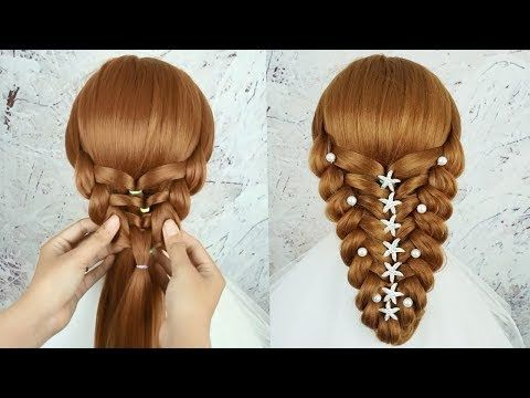 21+ Youtube coiffure petite fille mariage inspiration