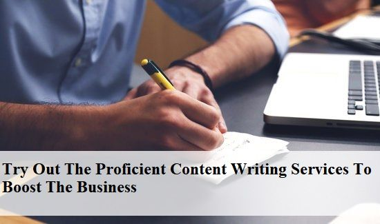 Try Out The Proficient Content Writing Services To Boost The Business Studienabbruch Ressourcen Lebenslauf