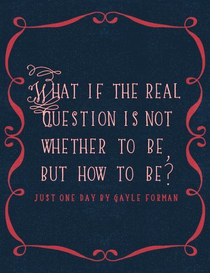 Goodreads | Just One Day (Just One Day, #1) by Gayle Forman — Reviews, Discussion, Bookclubs, Lists: