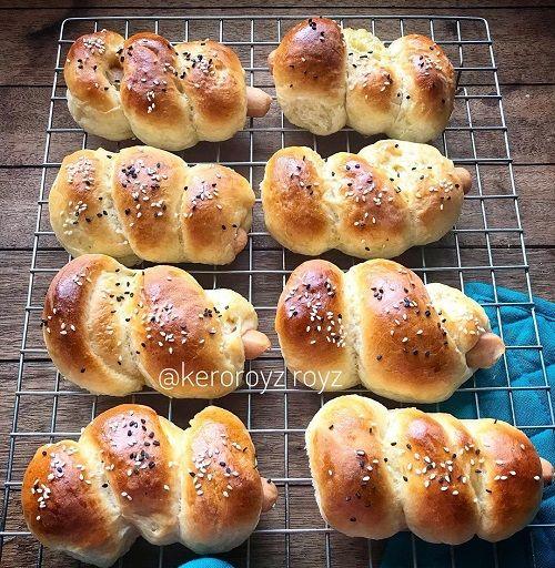 Cara Buat Bun Sosej Menggunakan Breadmaker Food Hot Dog Buns Bun