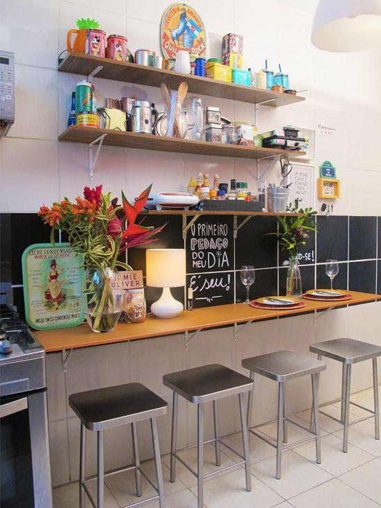 Decorviva: Novidade na cozinha todo mundo quer!