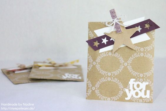 Mini Leckereientuete Stampin Up Mini Treat Bag Goodie Verpackung Give Away #stampinup