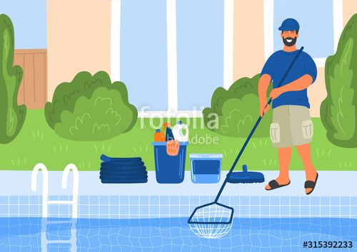 Pin By Erica Castillo On Departamento De Mantenimiento De Un Hotel Hotel Building Swimming Pool Cleaners Swimming Pools