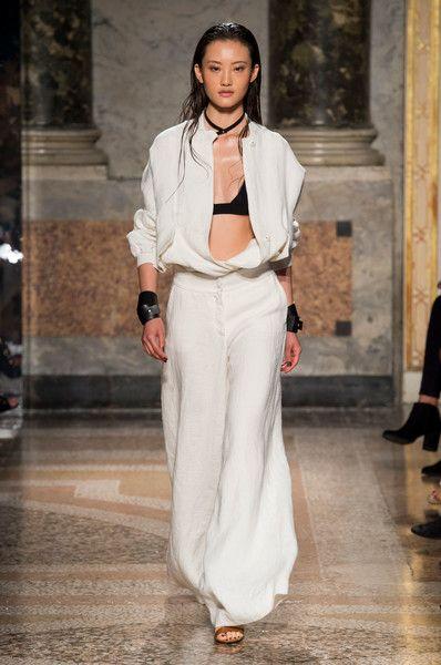Les Copains at Milan Fashion Week Spring 2017 - Runway Photos