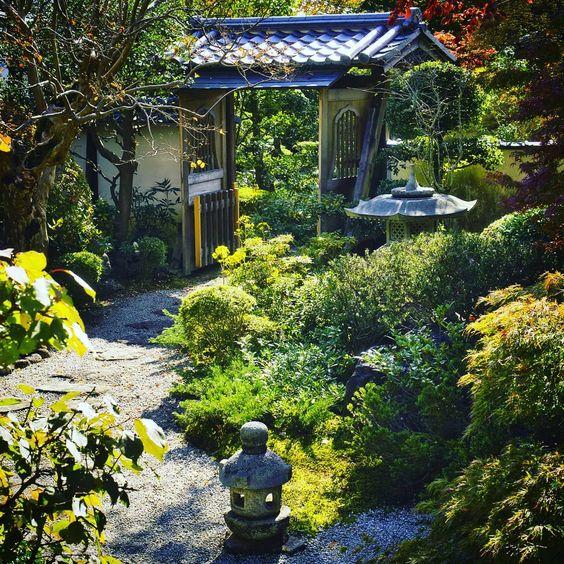 Japanischer Garten Beim Tofuku Ji In 2020 Japanischer Garten Garten Kyoto