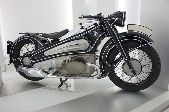 A masterpiece hidden away for 70 years! The 1934 BMW R7. http://eatsleepride.com/c/9913