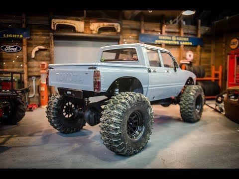 Rc4wd C2x Hilux Fabbing A Custom Bobbed Bed Scale Rc Rc Trucks Rc Cars And Trucks Rc Truck Bodies