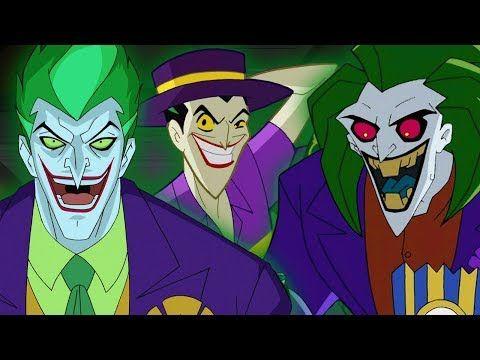 Escape The Joker Trap Classic Batman Cartoons Dc Kids