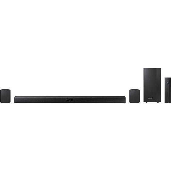 Refurbished Samsung HW-JM37/ZA 4.1-channel 120-watt Bluetooth USB Wireless Soundbar