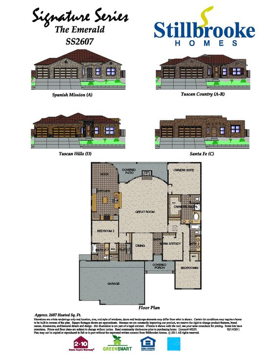 Emeralds floor plans and floors on pinterest for Emerald homes floor plans