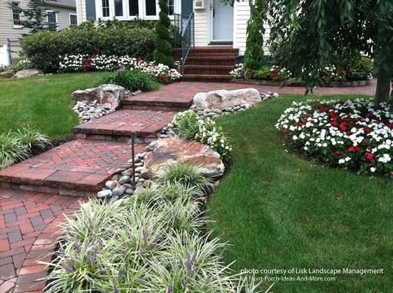 Front Yard Landscaping Georgia : Front yards yard landscape design and landscaping