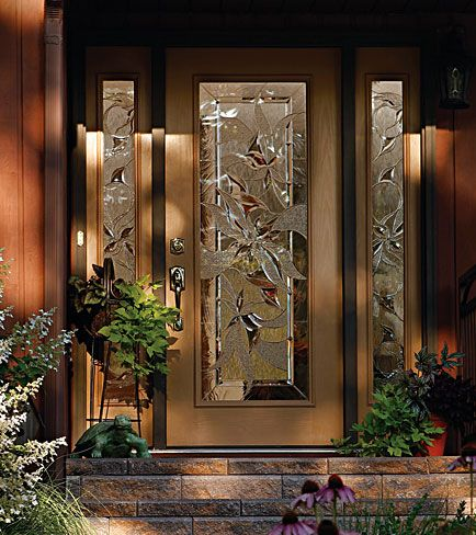 odl decorative door glass impressions www