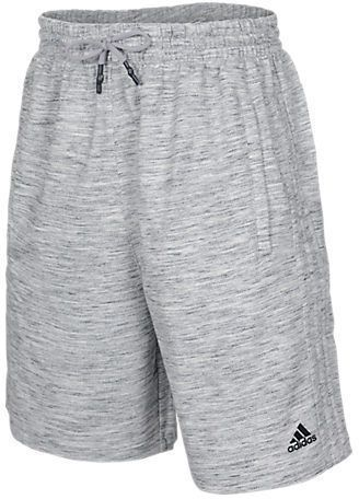 Adidas Men's ID Heather Shorts #MensFashionShorts   Sport