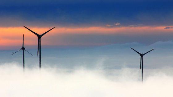 風が年々強力になることで風力発電量が劇的に増加する可能性がある