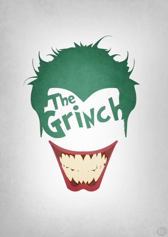 Joker Grinch