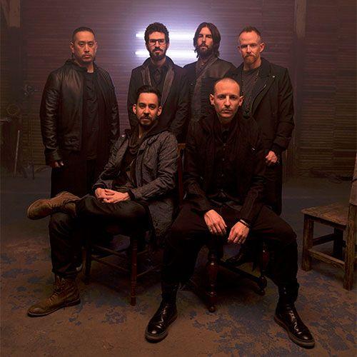 Linkin Park – The Messenger (single cover art)