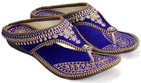 Myra Women Blue Flats  (Blue) on September 08 2016. Check details and Buy…