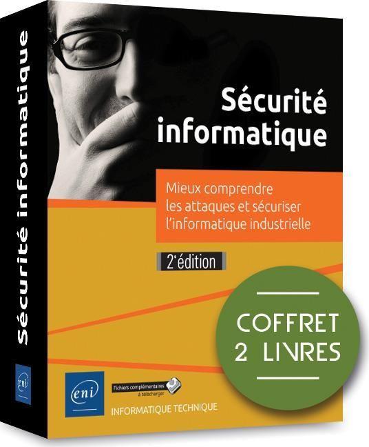 Securite Informatique Coffret De 2 Livres Mieux Comprendre Les Attaques E Securite Informatique Maintenance Informatique Informatique Industrielle
