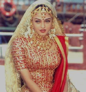 indian bride dress