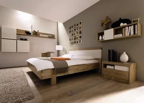 25 kreative Schlafzimmer Ideen Bedrooms, Minimal and Apartments - schlafzimmer von hülsta