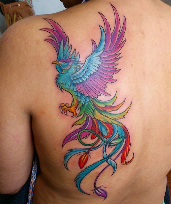 Phoenix Tattoofinder: 60+ Incredible Phoenix Tattoo Designs You Need To See