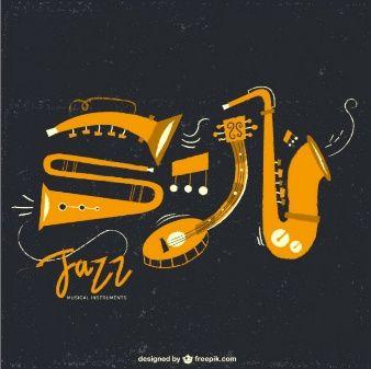 Instrumentos musicales Jazz
