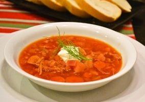 【ウクライナ家庭の味 ベロニカ ママのボルシチ】本物だからおいしい!|レシピブログ