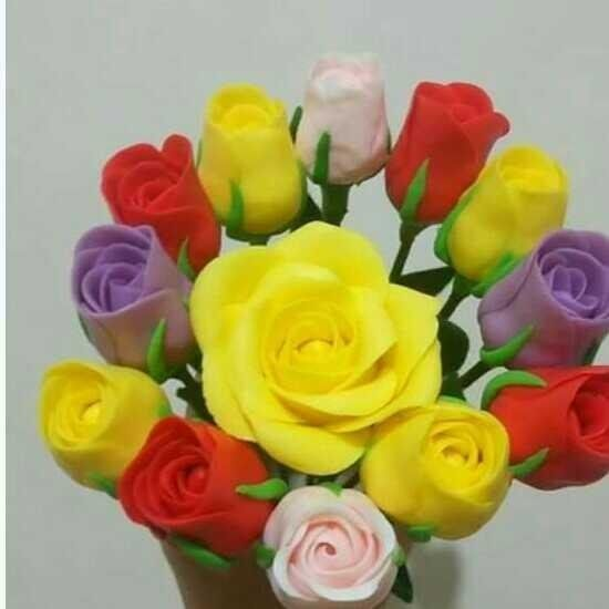 Bunga Sabun Banjarnegara Kami Menjual Kerajinan Tangan Berupa