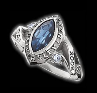 What is the purpose of a class ring?