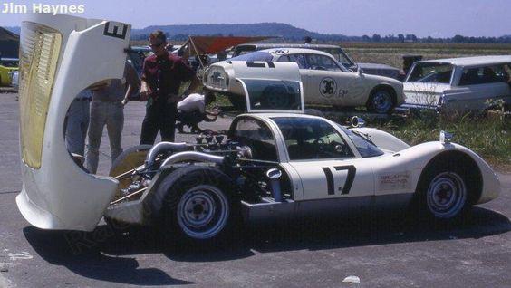 17 - Porsche 906