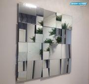 O Espelho Decorativo Show Glass é feito de acordo com as medidas e modelo informado pelo cliente. Nosso chefe de qualidade, Sr. Gilberto Munhoz, pioneiro nesse (...)