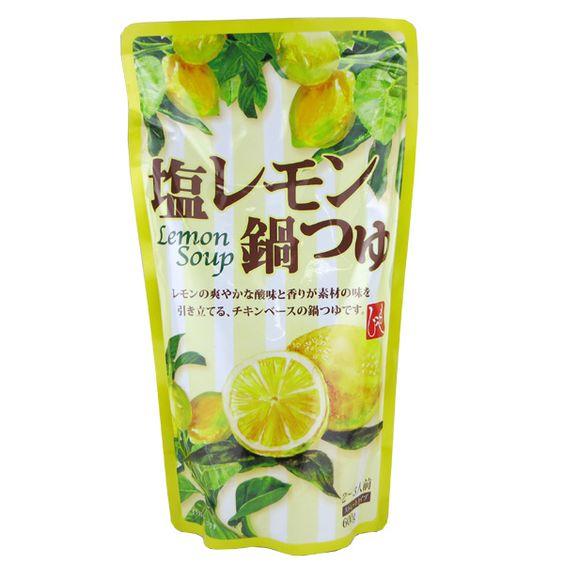 レモンの爽やかさが新しい!カルディの「もへじ  塩レモン鍋つゆ」