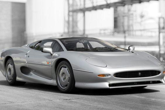 24++ Jaguar xj220 pininfarina high quality